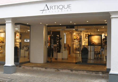 Artique Galleries Cambridge image