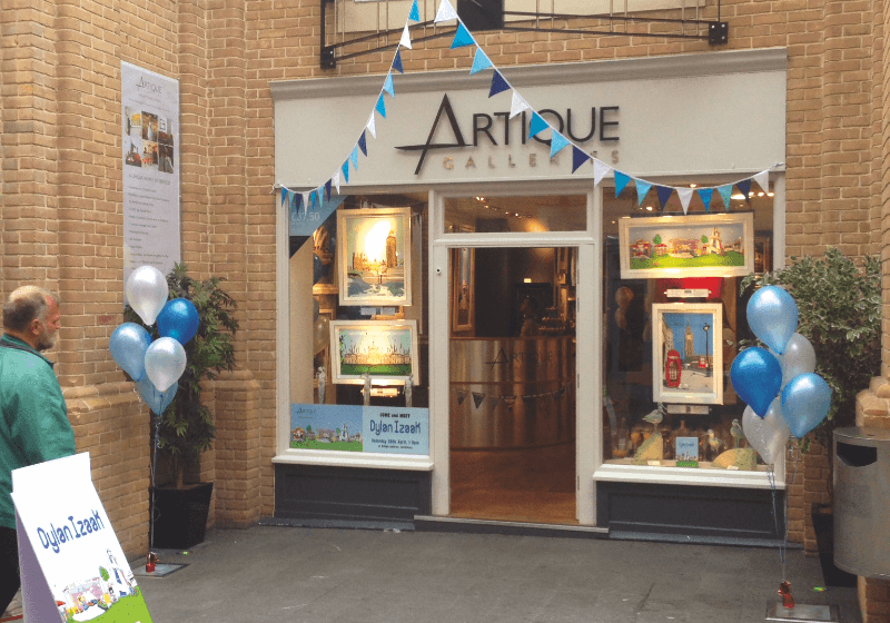 Artique Galleries Canterbury image