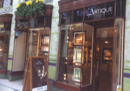 Artique Galleries Norwich image
