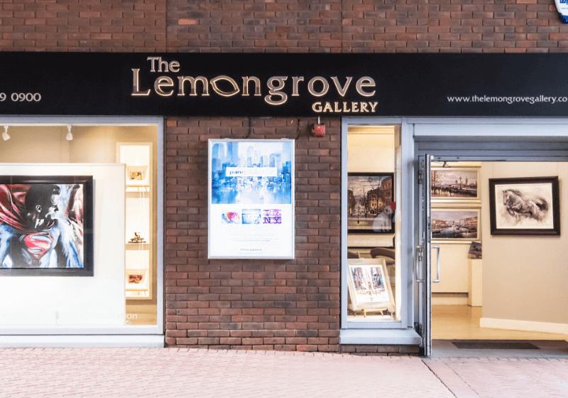 Lemongrove Gallery Reading image
