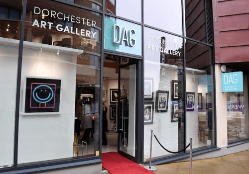 Dorchester Art Gallery image